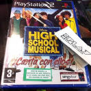 HIGH SCHOOL MUSICAL 3 CANTA CON ELLOS PS2 PLAYSTATION 2 PAL ESPAÑA NUEVO SEALED