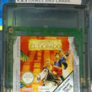 THE ROAD TO EL DORADO CARTUCHO PAL GAMEBOY GAME BOY GBC COLOR ENVIO CERTIFICADO