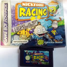 NICKTOONS RACING PAL GAME BOY GAMEBOY ADVANCE GBA CORREO CERTIFICADO / 24H