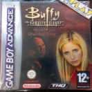 BUFFY THE VAMPIRE SLAYER WRATH OF THE DARKHUL KING PAL ESP GBA GAME BOY ADVANCE