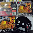 DUKE NUKEM TIME TO KILL COMPLETO PAL ESPAÑA PSX SONY PLAYSTATION PSONE PS1