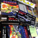 SPACE BAZOOKA SUPER SCOPE FAMICOM NINTENDO SNES SFC COMPLETO JAPAN BATTLE CLASH