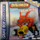 DIGIMON RACING PAL ESPAÑA NUEVO NEW GBA GAME BOY GAMEBOY ADVANCE ENVIO 24 HORAS