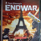 TOM CLANCY'S ENDWAR END WAR PAL ESPAÑA NUEVO SELLADO PC CD ROM ENVIO AGENCIA24H