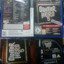 GUITAR HERO 5 V PAL ESPAÑA COMPLETO MUY BUEN ESTADO PS2 PLAYSTATION 2 ENVIO 24H