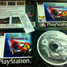 SPORTS SUPERBIKE 2 PSX PLAYSTATION PAL ESPAÑA COMPLETO BUEN ESTADO ENTREGA 24 H
