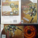 LINK'S LINKS CROSSBOW TRAINING PAL ESPAÑA WII COMPLETO ENVIO CERTIFICADO / 24H