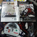 THE SWORD OF ETHERIA PAL ESPAÑA COMPLETO EN MUY BUEN ESTADO PS2 PLAYSTATION 2