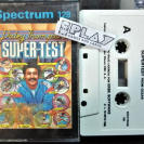 DALEY THOMPSON'S SUPER TEST SPECTRUM CASSETTE TAPE CINTA ESPAÑOLA OCEAN ERBE