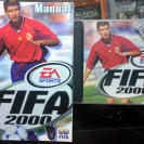 FIFA 2000 PC PAL ESPAÑA CASTELLANO BUEN ESTADO EA SPORTS FUTBOL ENVIO AGENCIA24H
