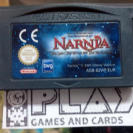 NARNIA THE LION THE WITCH AND THE WARDROBE PAL GAME BOY ADVANCE GAMEBOY GBA