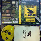 CAUTION! SEAMAN NTSC JAPAN IMPORT MUY BUEN ESTADO PS2 PLAYSTATION 2 ENVIO 24H