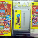 Parlor! Mini 4 NTSC JAPAN COMPLETO SNES SUPER NINTENDO NES FAMICOM SFC