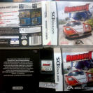 BURNOUT LEGENDS BURN OUT PAL ESPAÑA COMPLETO EN BUEN ESTADO NINTENDO DS NDS