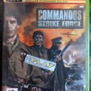 COMMANDOS STRIKE FORCE PAL ESPAÑA MICROSOFT XBOX NUEVO PRECINTADO NEW ENVIO 24H