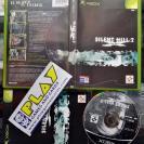 SILENT HILL 2 INNER FEARS PAL ESPAÑA COMPLETO COMO NUEVO MICROSOFT XBOX CLASSIC