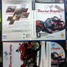 TOURIST TROPHY THE REAL RIDING SIMULATOR PAL ESPAÑA COMPLETO PS2 PLAYSTATION 2