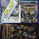 RATCHET GLADIATOR PAL ESPAÑA COMPLETO PS2 PLAYSTATION 2 ENVIO CERTIFICADO / 24H