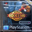 MIKE TYSON BOXING PAL ESPAÑA NUEVO PRECINTADO NEW PSX PLAYSTATION PSONE PS1