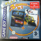 GT3 GT 3 PRO CONCEPT RACING MOTOGP MOTO GP PAL ESPAÑA NUEVO GBA GAME BOY ADVANCE