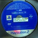 OPS2M DEMO 18 REVISTA OFICIAL PS2 PAL SOLO DISCO CD SONY PLAYSTATION 2 ENVIO 24H