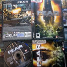 F.E.A.R. FEAR FIRST ENCOUNTER ASSAULT RECON PC ESPAÑA TOTALMENTE EN CASTELLANO