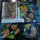 TAK ET & LE POUVOIR DE JUJU PAL FRANCE FRENCH PS2 PLAYSTATION 2 AND THE POWER OF