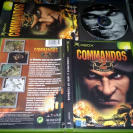 COMMANDOS 2 II MEN OF COURAGE PAL ESPAÑA MICROSOFT XBOX COMANDOS ENTREGA AGENCIA