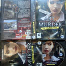 ART OF MURDER FBI CONFIDENTIAL BUEN ESTADO PC PAL ESPAÑA ENVIO CERTIFICADO / 24H