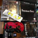 RESIDENT EVIL 1 REMAKE GAMECUBE GAME CUBE PAL COMPLETO BUEN ESTADO CAPCOM