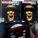 SHELLSHOCK 2 II BLOOD TRAILS PC PAL ESPAÑA COMPLETO COMO NUEVO MINT SHELL SHOCK