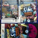 LOS SIMS TOMAN LA CALLE PAL ESPAÑA PS2 PLAYSTATION 2 ENVIO CERTIFICADO / 24H
