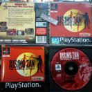 RISING ZAN THE SAMURAI GUNMAN PAL ESPAÑA PLAYSTATION 1 PSX PS1 PSONE ENVIO 24H