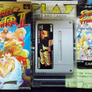 STREET FIGHTER II 2 THE WORLD WARRIOR NTSC JAPAN SNES SUPER NES NINTENDO FAMICOM