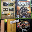 BROTHER IN ARMS ROAD TO HILL 30 PAL ESPAÑA MICROSOFT XBOX ENVIO AGENCIA 24 HORAS