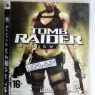 TOMB RAIDER UNDERWORLD PAL ESPAÑA NUEVO PRECINTADO PS3 PLAYSTATION 3 ENVIO 24H