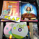 BRAVO MUSIC Choumeikyuuban LIMITED EDITION SONY PS2 PLAYSTATION 2 JAP COMPLETO