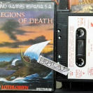 LEGIONS OF DEATH PAL ESPAÑA CINTA TAPE SINCLAIR SPECTRUM ENVIO AGENCIA 24H