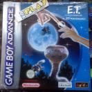 ET E.T. EL EXTRATERRESTRE EL 20º ANIVERSARIO ESPAÑOL NUEVO GBA GAME BOY ADVANCE