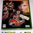 THE KING OF FIGHTERS KOF MAXIMUM IMPACT MANIAX XBOX NTSC JAPAN NUEVO PRECINTADO