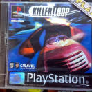 KILLER LOOP PAL ESPAÑA NUEVO PRECINTADO NEW PSX PLAYSTATION PS1 PSONE ENVIO 24H