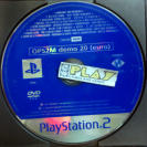OPS2M DEMO 20 (EURO) REVISTA OFICIAL PS2 PAL SOLO DISCO PLAYSTATION 2 ENVIO 24H