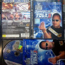 WWF EXCITING PRO WRESTLING 3 SMACKDOWN! JUST BRING IT JAPAN PS2 PLAYSTATION 2