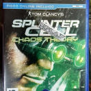 SPLINTER CELL CHAOS THEORY PAL ESPAÑA PS2 PLAYSTATION 2 ENVIO CERTIFICADO / 24H