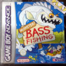 MONSTER BASS FISHING PAL ESPAÑA NUEVO PRECINTADO GBA GAME BOY ADVANCE ENVIO24H