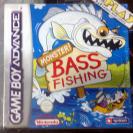 MONSTER BASS FISHING PAL ESPAÑA NUEVO PRECINTADO GBA GAME BOY ADVANCE ENVIO24H