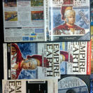 EMPIRE EARTH THE ART OF CONQUEST BUEN ESTADO PC PAL ESPAÑA ENVIO CERTIFICADO/24H
