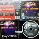 BLOCK BUSTER PAL ESPAÑA MUY BUEN ESTADO COMPLETO SONY PSX PLAYSTATION PSONE PS1