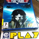 TOP GUN SONY PLAYSTATION 2 PS2 NUEVO PRECINTADO NEW FACTORY SEALED PAL ESPAÑA