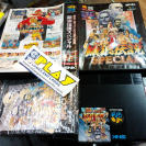 GAROU DENSETSU FATAL FURY SPECIAL Neo Geo AES Neogeo Japonés COMPLETO SNK LUCHA